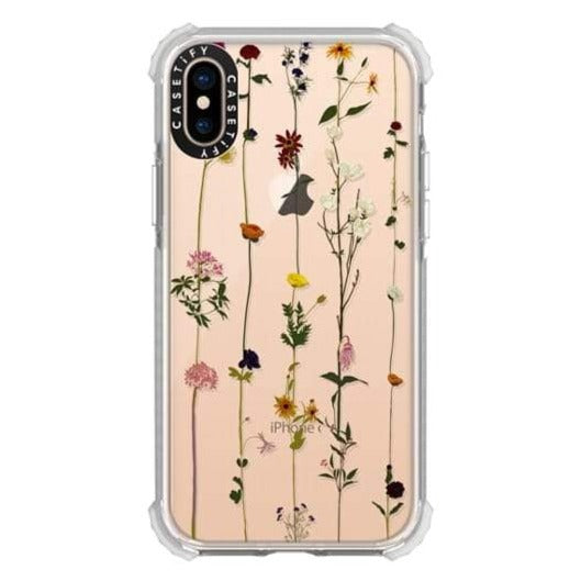Casetify - iPhone X/XS Snap Case - Floral