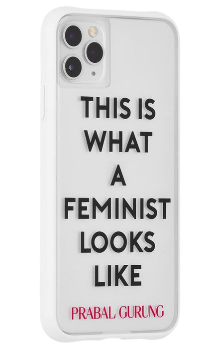 Case-Mate  - iPhone 11 Pro Tough Case - PRABAL GURUNG - Feminist