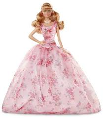 Mattel   - Barbie Birthday Wishes Doll