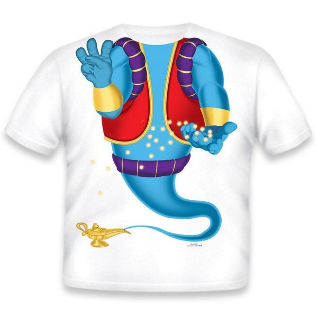Just Add A Kid - T-Shirt Genie Boy - 2 Years