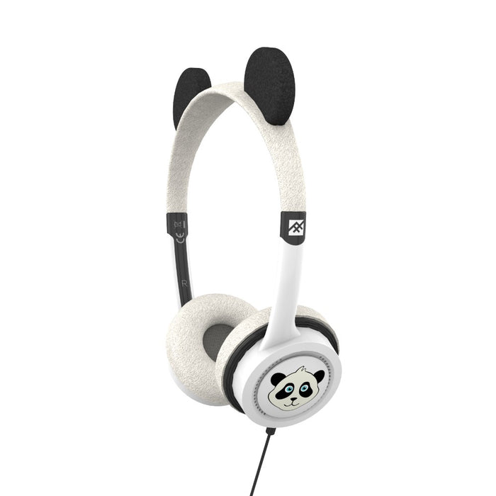 ifrogz - Little Rockerz Costume Wired Headphones - Panda