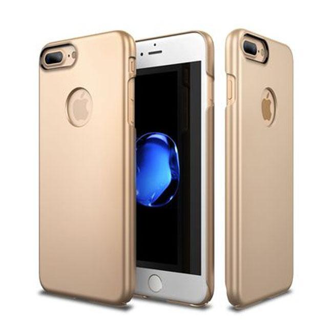 Patchworks - iPhone 8/7 Plus Pureskin Case - Champagne Gold