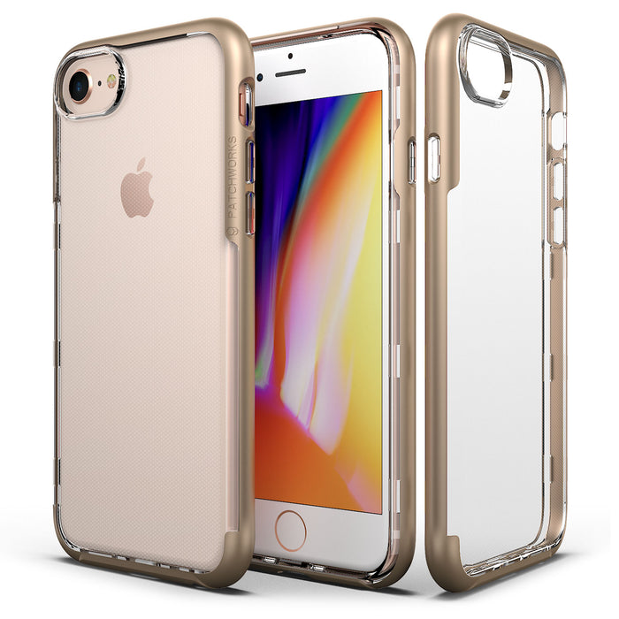 Patchworks - iPhone 8/7/6/6S Plus Sentinel Case - Clear