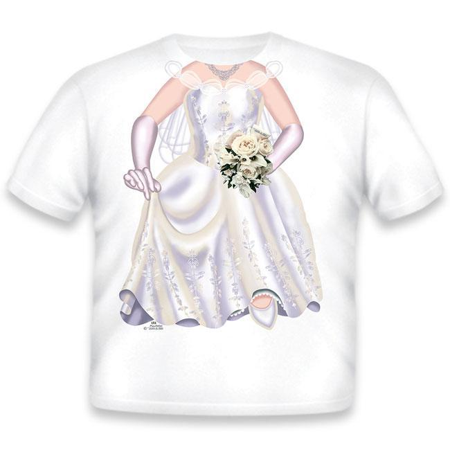 Just Add A Kid - T-Shirt Bride - 2 Years