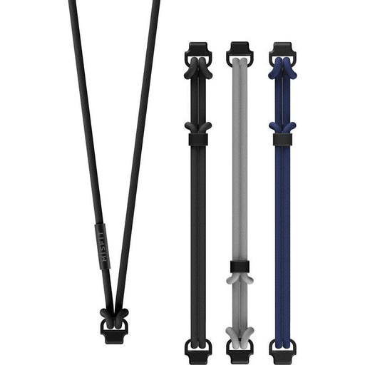 Misfit Ray Paracord 4 Pack (Black, Grey, Navy)
