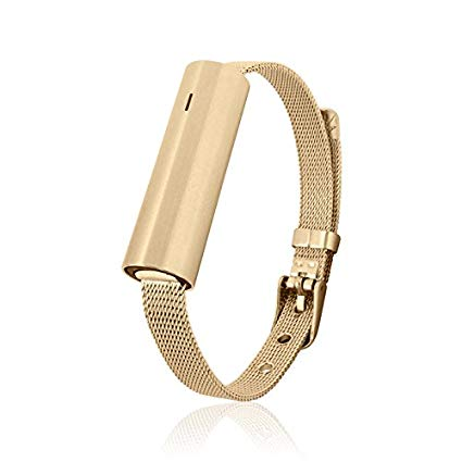 Misfit Ray Bangle Gold Tone Stainless Steel