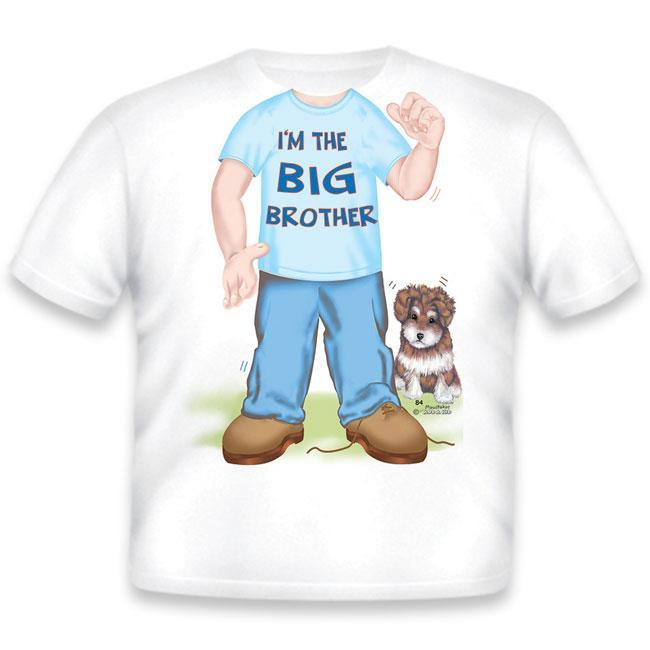 Just Add A Kid  - T-Shirt Big Brother - 3 Years