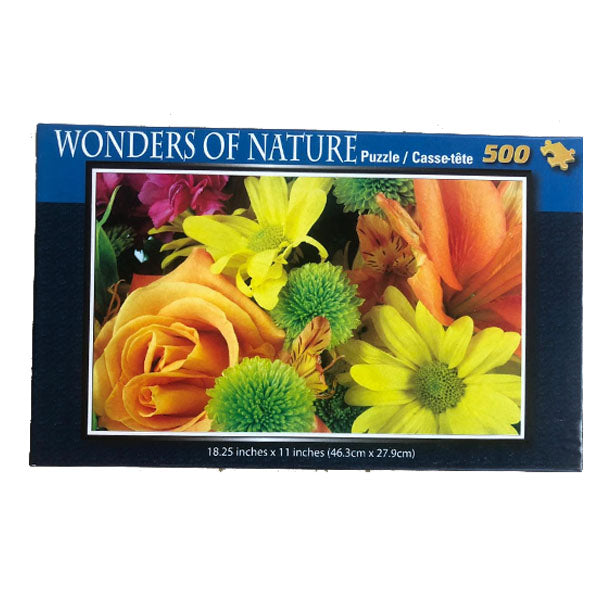 Wonders of Nature   - Floral Bouquet 500pcs