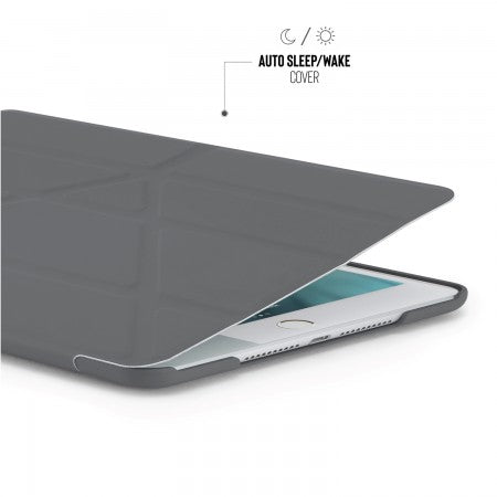 Pipetto - iPad Pro 10.5'' / Air 10.5'' Origami Case  - Dark Grey