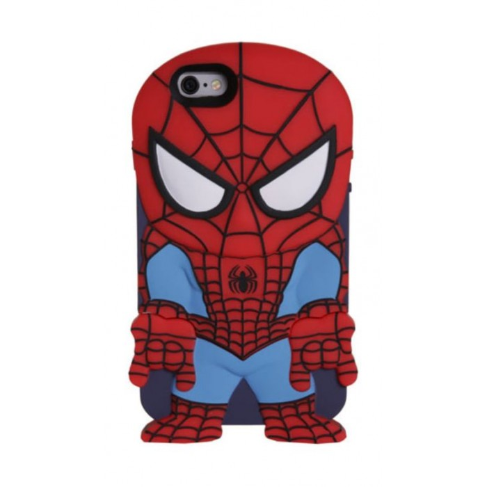 CharaCovers - iPhone 6/6S Marvel Case - Spiderman