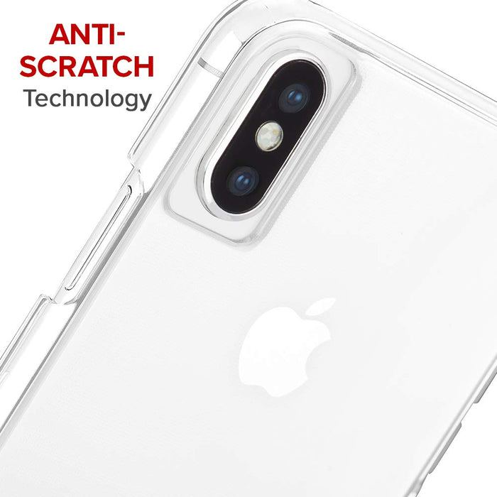 Case-Mate - iPhone XS MAX Barely There - Clear