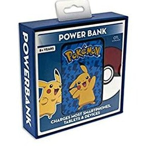 OTL - Pikachu Credit Card Power Bank 5000mAh