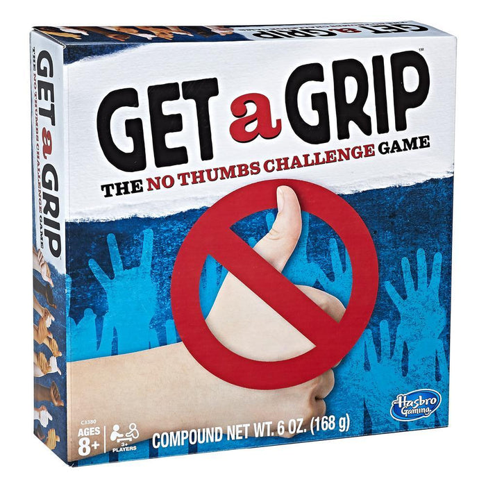 Hasbro Gaming   - Get A Grip Game