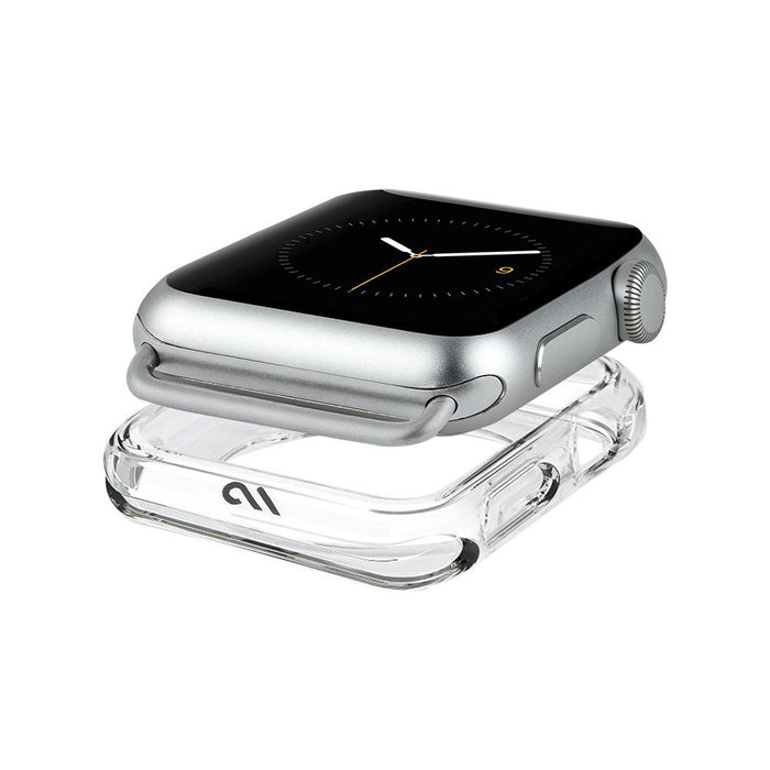 Case-Mate - Apple Watch Bumper 38mm - Tough Naked