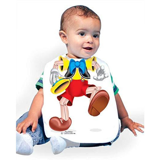 Just Add A Kid   - Bib Pinocchio One-Size