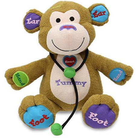 Cuddle Barn - Musical Plush Doctor Charlie 11""