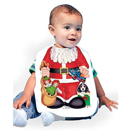 Just Add A Kid - Bib Santa Claus