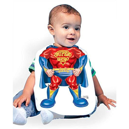Just Add A Kid  - Bib Super Kid One-Size - 0 to 12 Months