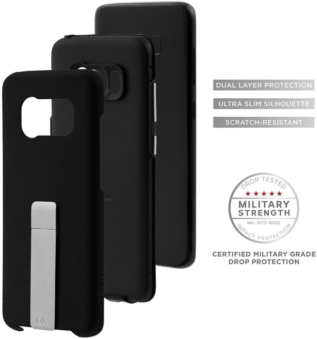 Case-mate - Samsung Galaxy S8 Tough Stand - Black