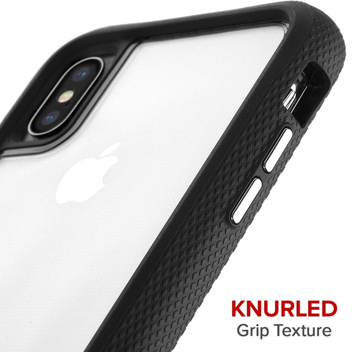 Case-Mate   - iPhone X/XS Protection Collection - Clear/Black