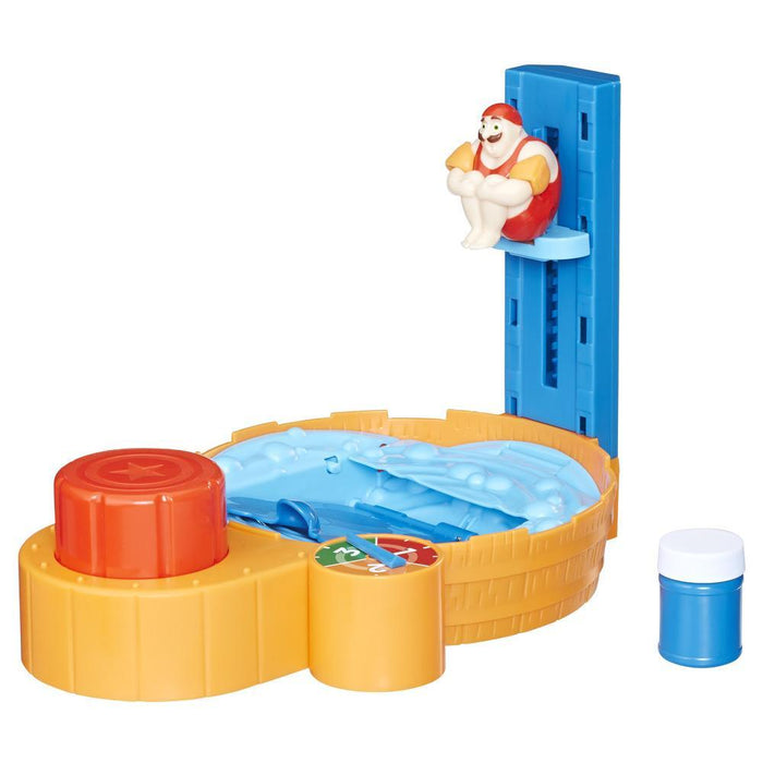 Hasbro Gaming   -  Hot Tub High Dive Game With Bubbles