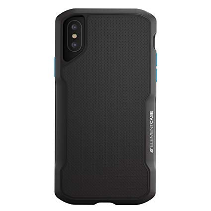 Element Case - iPhone XS Max Shadow - Black