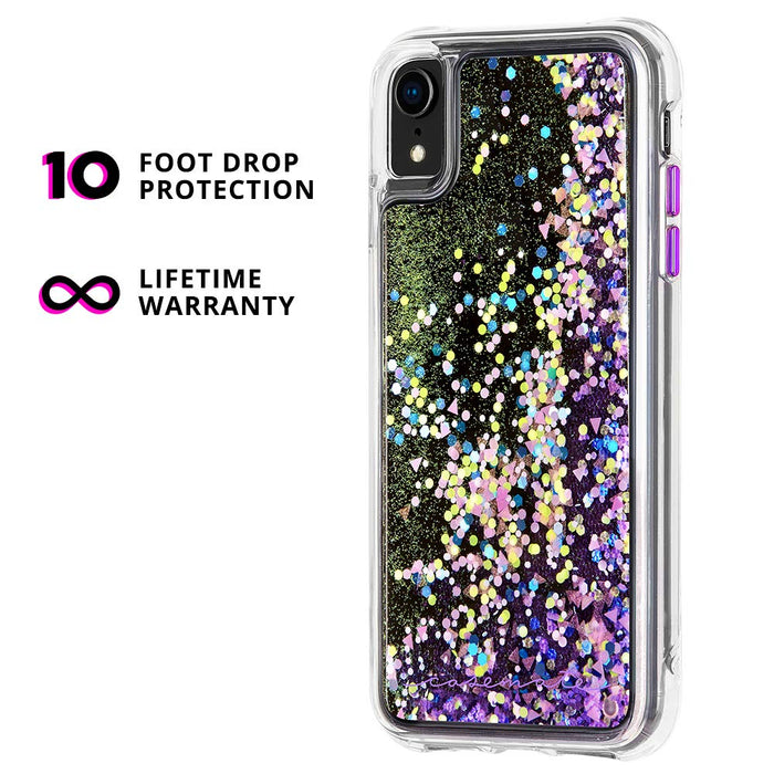 Case-Mate - iPhone XR Waterfall - Purple Glow