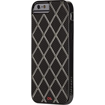 Case-Mate - iPhone 6 Carbon Alloy - Black