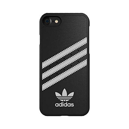 Adidas, iPhone 7&8 Plus originals molded Case, Black&White