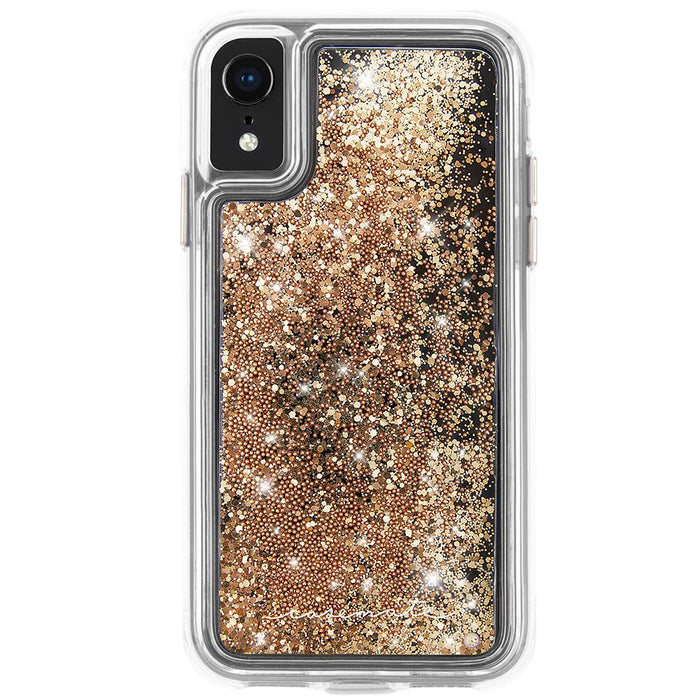 Case-Mate - iPhone XR Waterfall - Gold