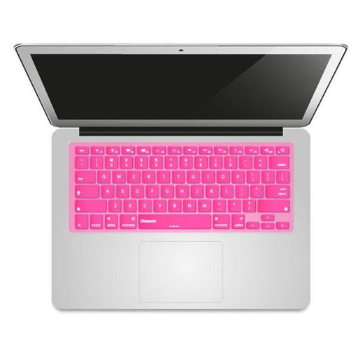 Benaw Glow In Dark Keyboard For Macbook Air 11/13 And Pro 13/13R/15/15R - Uk - Magenta