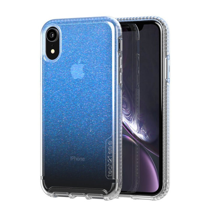 TECH21 - iPhone XR Pure Shimmer - Blue