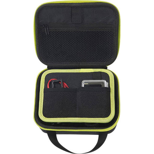 Tucano Armadillo SJCAM Action Camera Case for Carrying Sports Camera, Black/Yellow