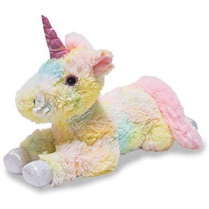 Cuddle Barn - Musical Plush Magical Sparkle Unicorn 18""