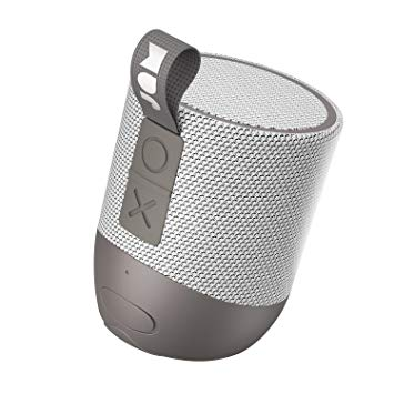 JamAudio - Double Chill Portable Bluetooth Speaker 12 Hours Playtime - Grey