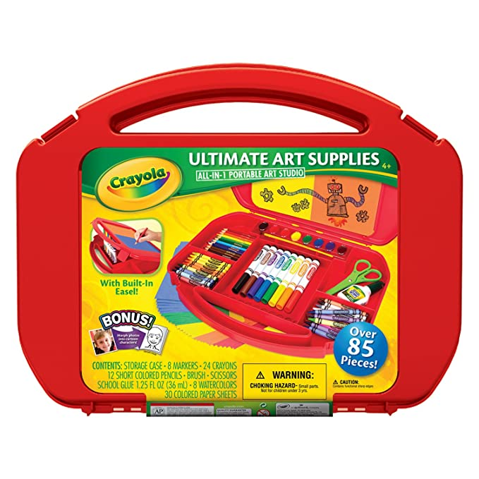 Crayola   - Ultimate Art Supply Case (French)