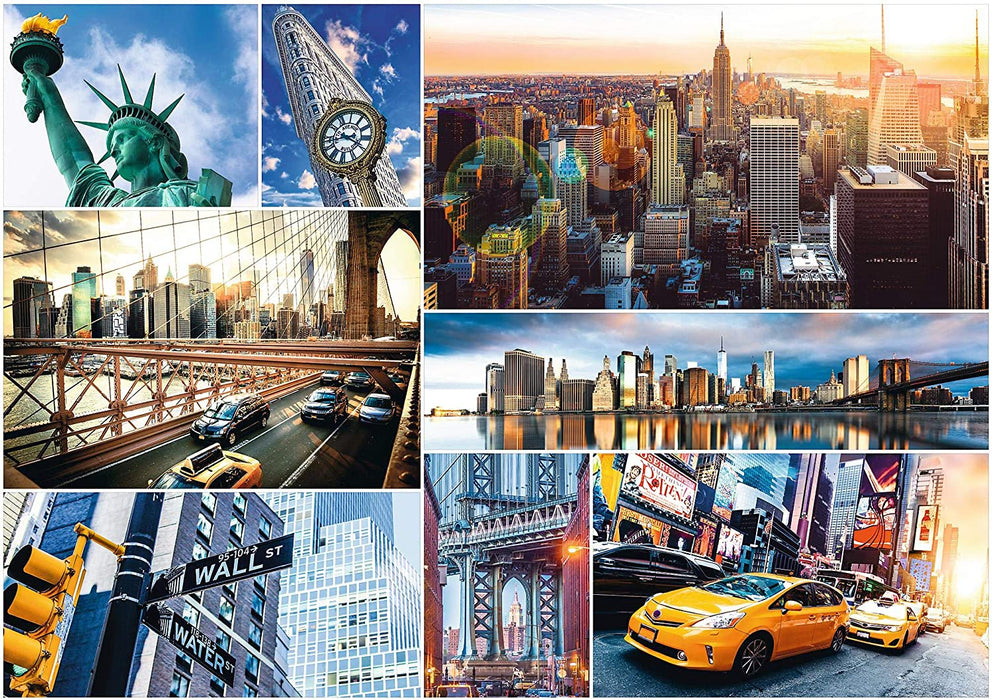 Trefl   - New York Puzzle 4000pcs