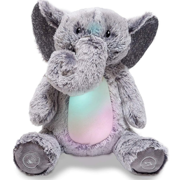 Cuddle Barn - Musical Plush Peaceful Jungle Elephant 10""
