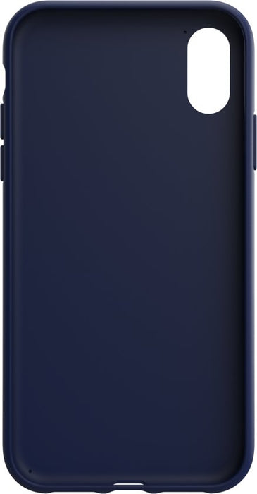 Adidas - iPhone X/XS 3 Stripes Case - Samba Blue