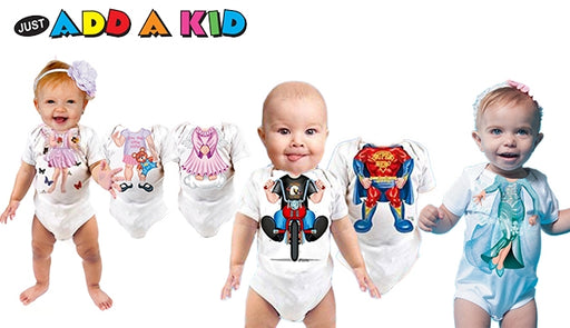 Just Add A Kid - Rompers Boxer Lebanon One Piece 12M