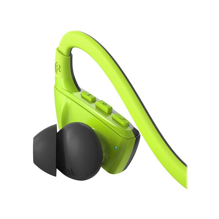 Anker - SoundBuds Sport NB10 Waterproof Bluetooth Headset - Black/Green