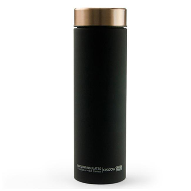 Asobu - La Botane Travel Bottle - Gold