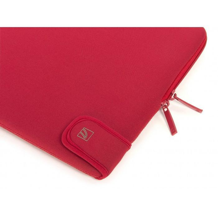 "Tucano - MacBook Pro 15"" Second Skin Charge Up Neoprene Sleeve - Red"