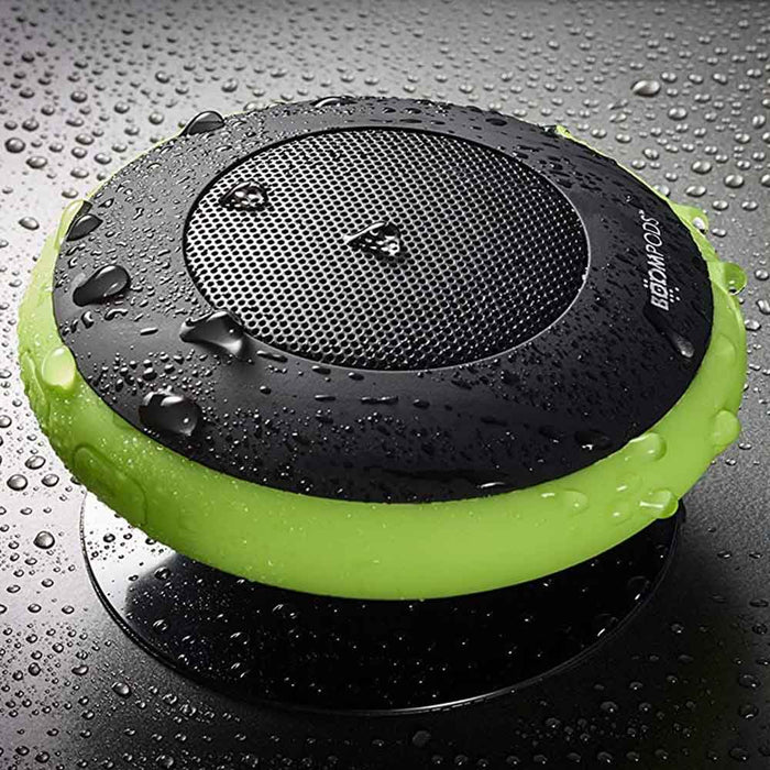 Boompods Aquapod Wireless Speaker Waterproof - Green
