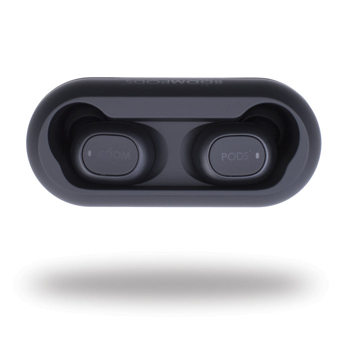 Boompods Boombuds Go Wireless Earbuds - Black