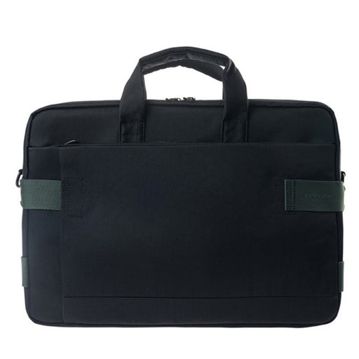 "Tucano Stria M bag for MacBook Pro 15"" Retina and Notebook 15.6"", Black"