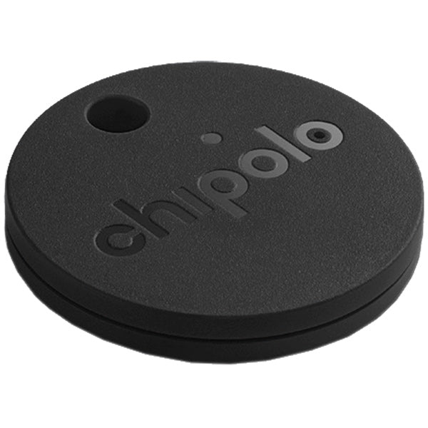 Chipolo   - Smart Finder Bluetooth 2nd Generation - BLACK
