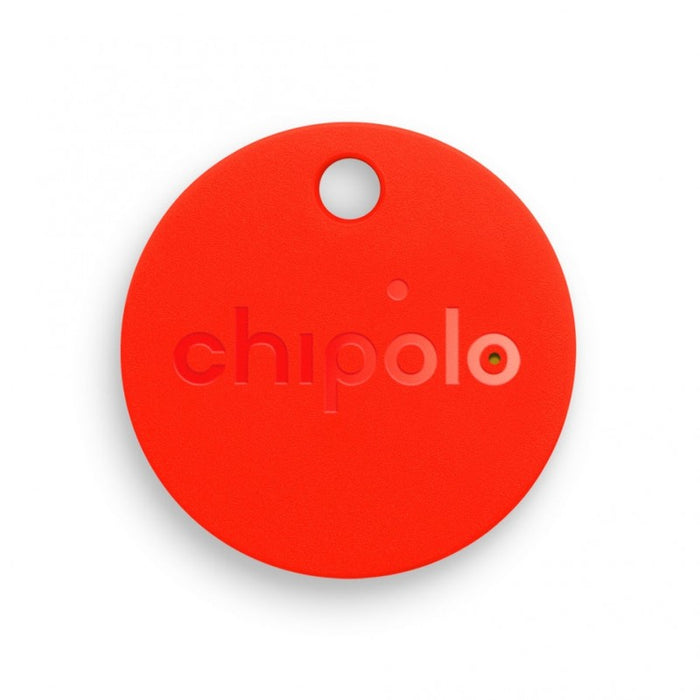 Chipolo   - Smart Finder Bluetooth 2nd Generation - RED