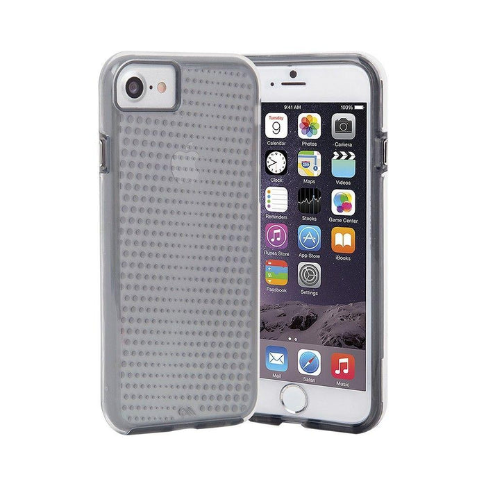 Case-Mate   - iPhone 8/7 Tough Translucent - Clear/Smoke
