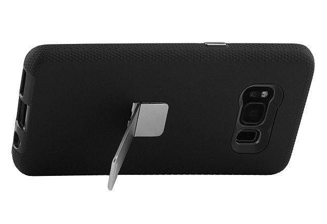 Case-mate Tough Stand For Samsung Galaxy S8, Black